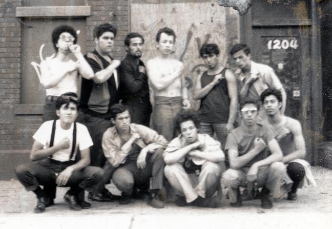 Spaulding Latin Kings Ca 1972 Gang Life Chicago